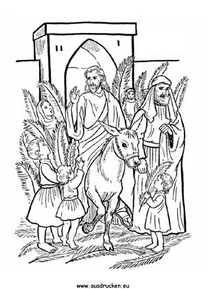 ausmalbild ostern jesus zum ausmalen. ausmalbilder | malvorlagen | ostern | osterhase |