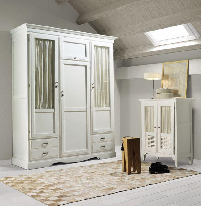 Armarios originales cl sicos en varios colores y medidas a for Muebles originales madrid