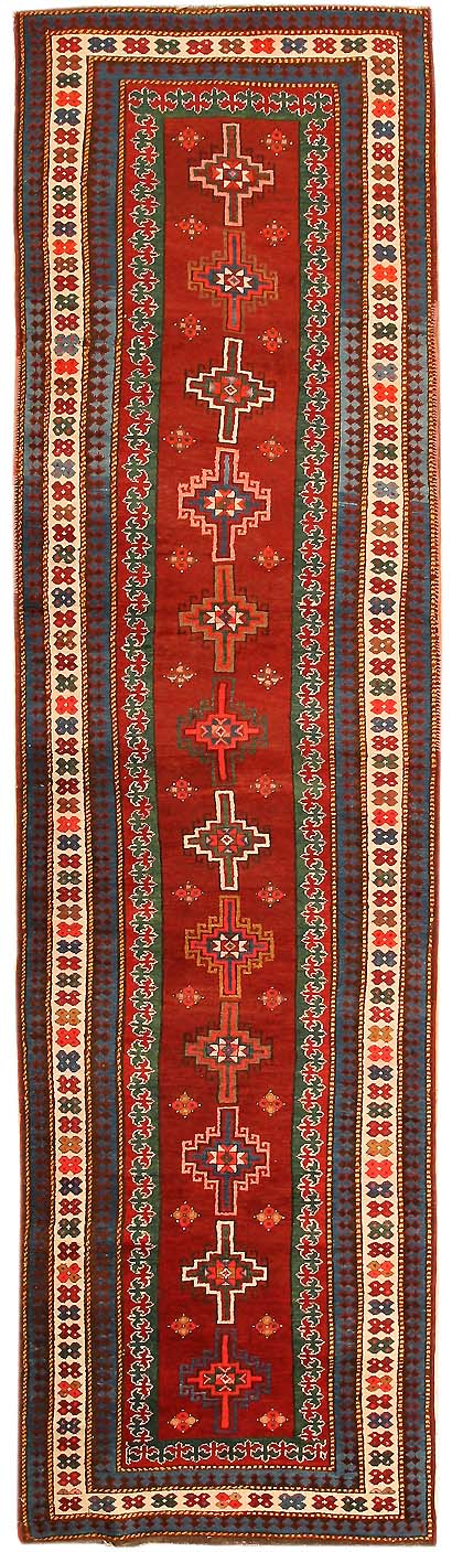 View This Beautiful Antique Kazak Caucasian Rug 43818 From Nazmiyal S Fine Rugs And Decorative Carpet Collection