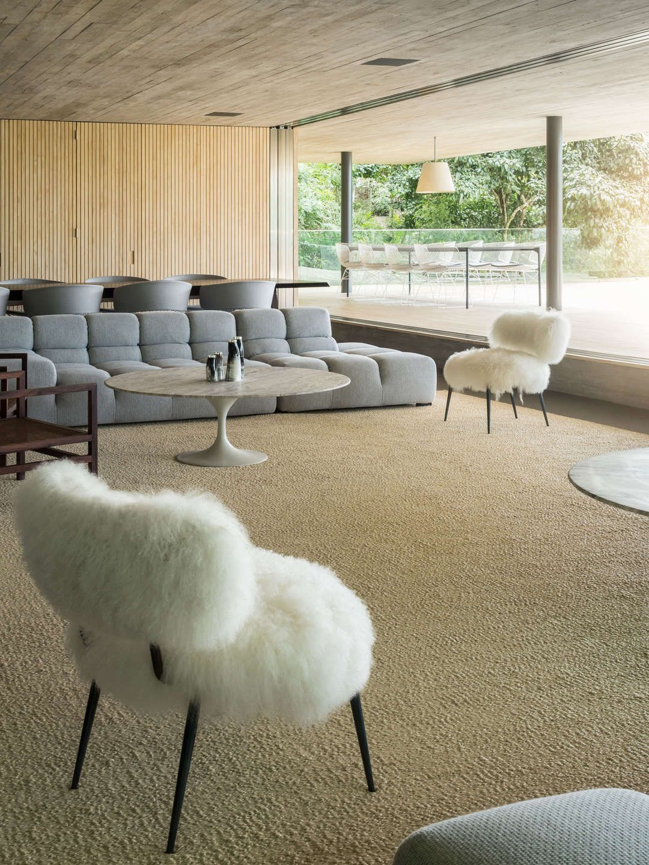 kogan furniture. Jungle House, Guarujá, SP, Brazil   StudioMK27 - Marcio Kogan Furniture