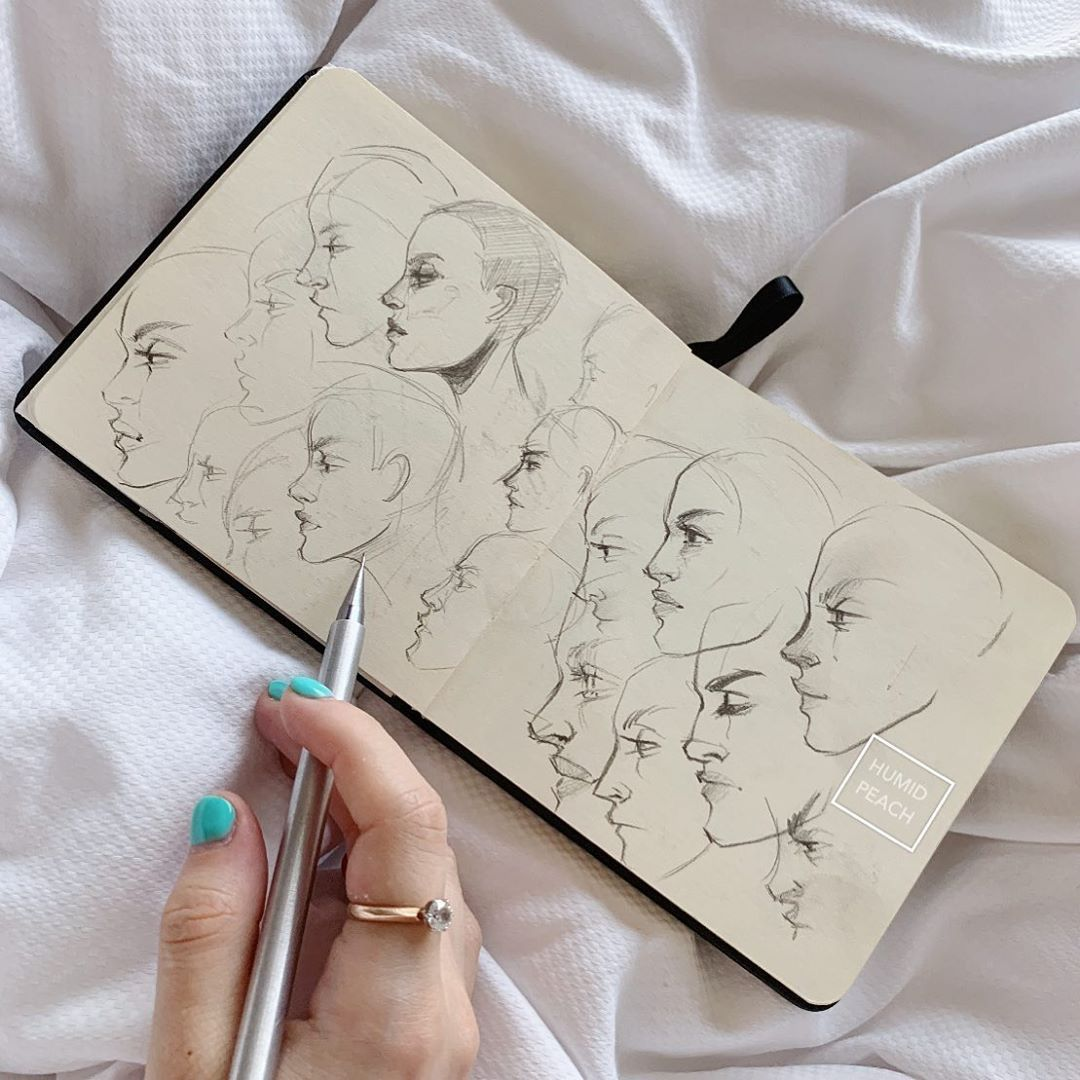Pin By Bonsquiggle On Art Inspiration Sketch Book Sketchbook