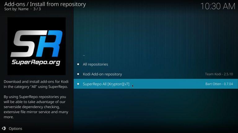 How To Install Superrepo On Kodi 17 3 Krypton Vpn