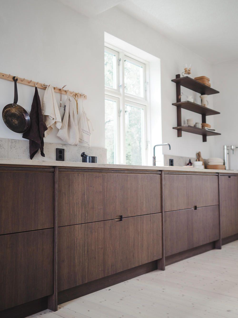 The All Bamboo Kitchen Ask Og Eng S Sustainable Kitchen Design Kitchen Design Rustic Kitchen Design Interior Design Kitchen