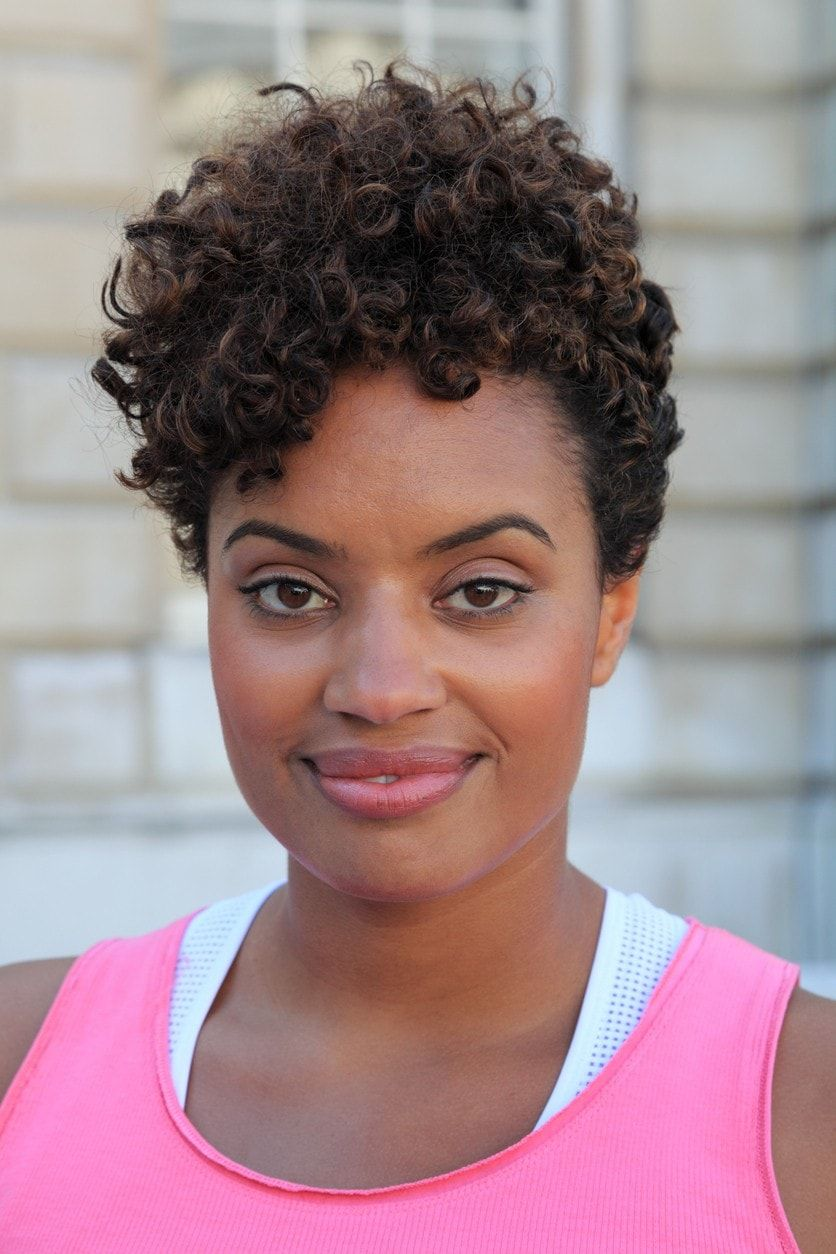 On the hunt for short curly hairstyles for black women ...