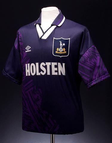 5b9042bdc Tottenham Hotspur ( 94- 95 Away ) Wish I still had this shirt ...