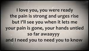 Avenged Sevenfold So Far Away Lyrics Bing Images Lyrics So Far Away Lyrics Music Lyrics