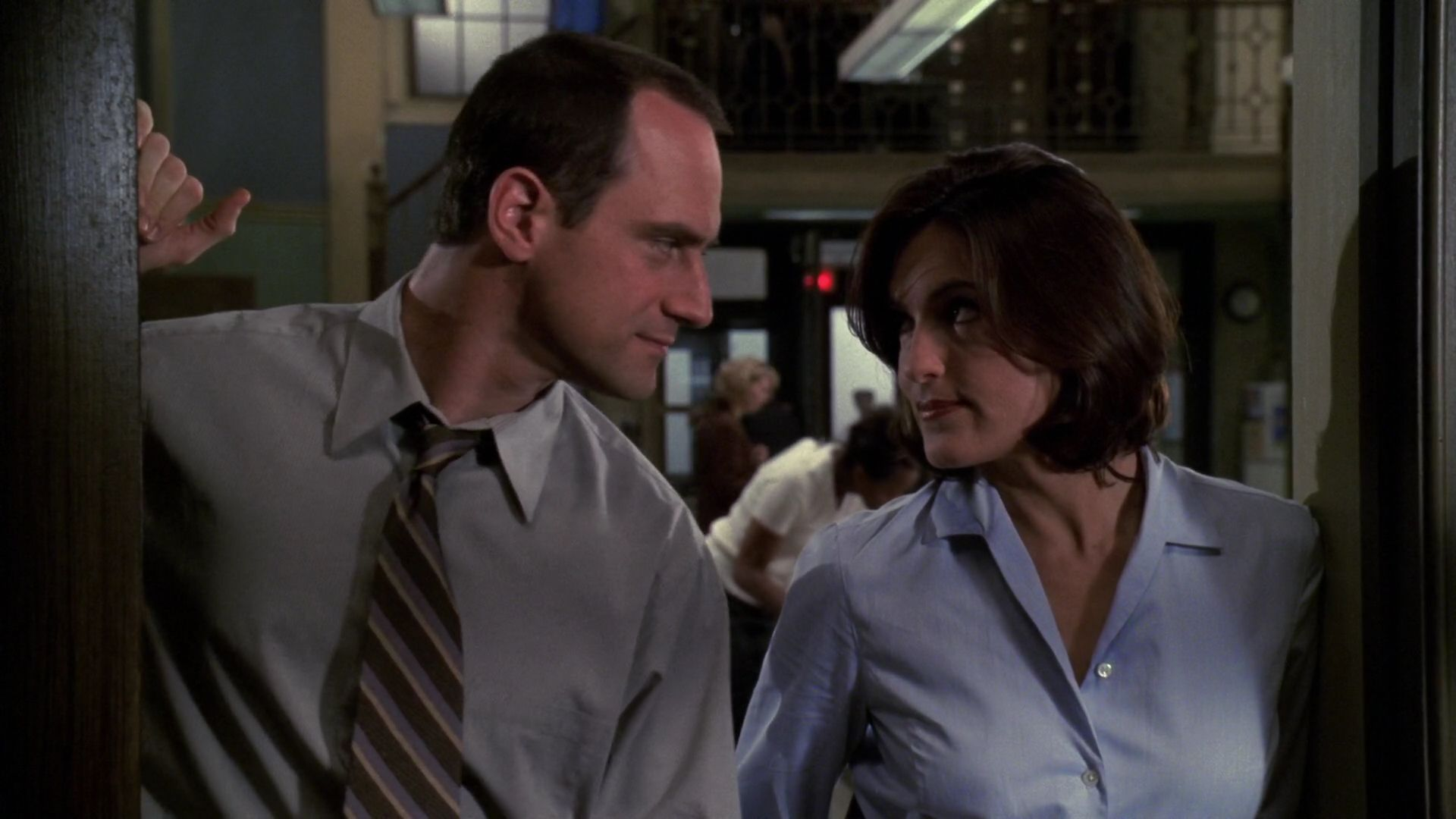 Elliot Liv Law And Order Law And Order Svu Benson And Stabler