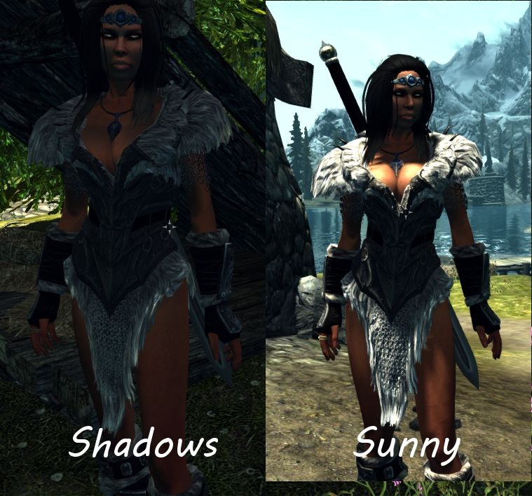 Reapers Nord Hunters Armor CBBE v3 at Skyrim Nexus - mods and