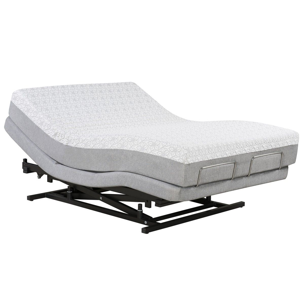 Kalmia Perfect Height Hi Low Adjustable Bed Adjustable Beds Low