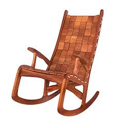 Custom Quilted Vermont Rocking Chair  sc 1 th 234 & Custom Quilted Vermont Rocking Chair | rocking chair | Pinterest ...