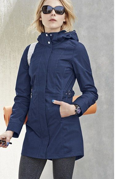 4a4b849a7 The North Face 'Laney' Trench Raincoat | Nordstrom | My Style in ...