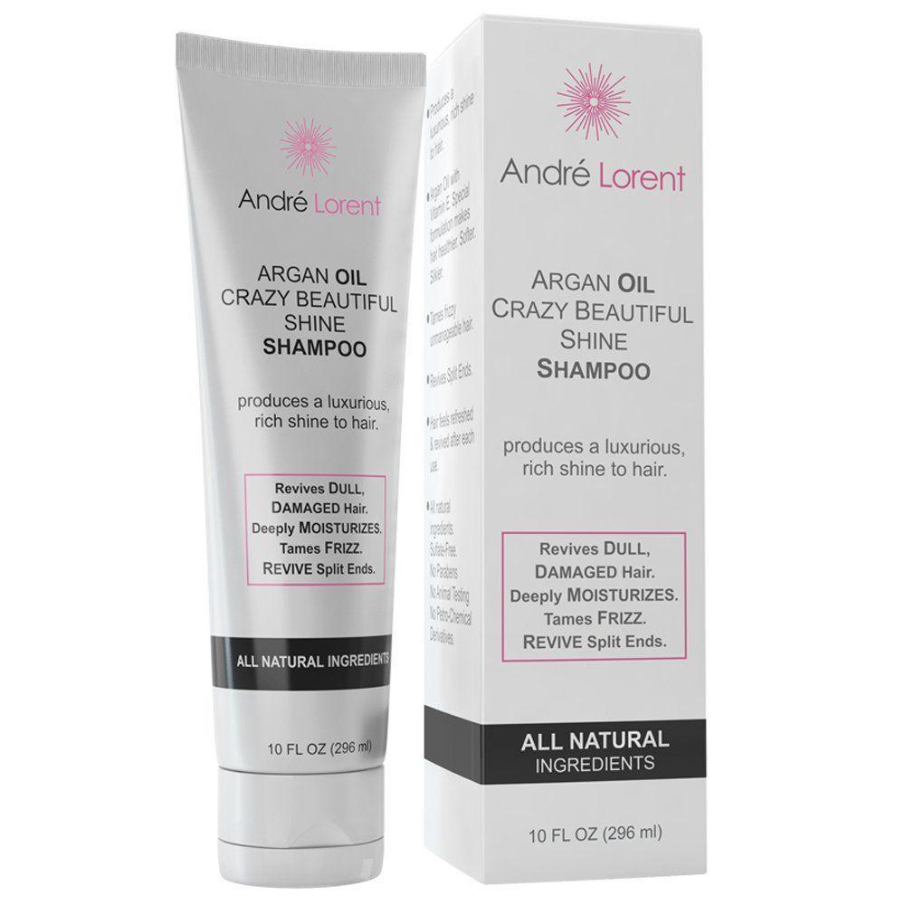 Argan Oil Shampoo - Best For Dry, Damaged, Thinning Hair and Split ...