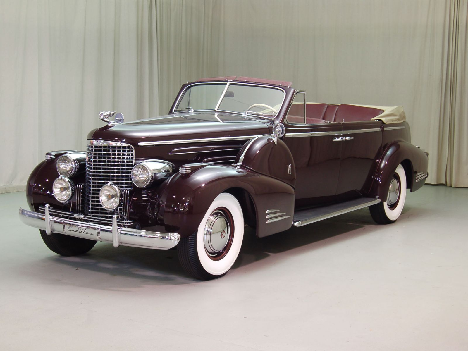 1939 Cadillac V16 Fleetwood Convertible - Hyman Ltd. Classic Cars ...