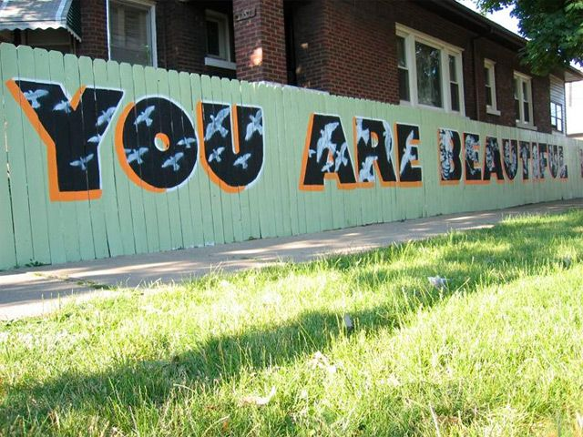 You Are Beautiful: An Art Movement Turns 10 | Environmental Art
