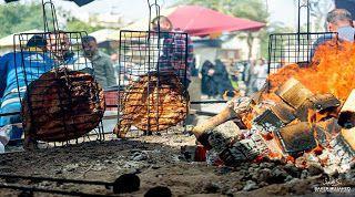 صور العراق السمك المسكوف Wood Baghdad Art