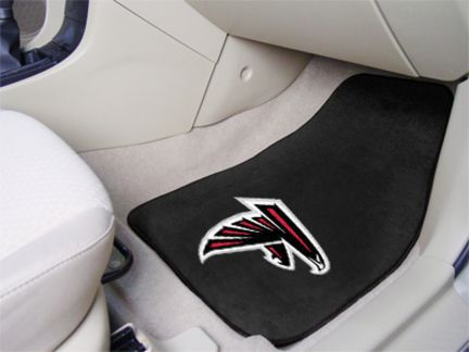 "Atlanta Falcons 27"" x 18"" Auto Floor Mats"