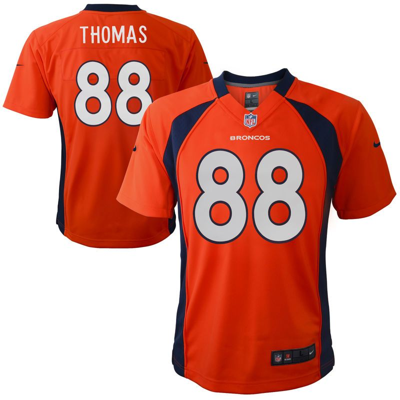 31f91d6293e ... 88 mens nfl denver broncos nike limited 7791e 1250a  promo code demaryius  thomas denver broncos nike preschool game jersey orange 00e5c 5ffe4