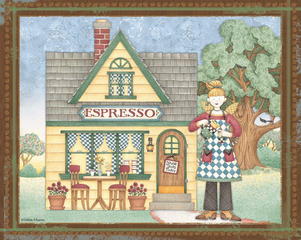 Debbie Mumm Wallpaper Always Has A Debbie Mumm Design On