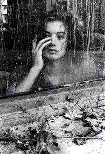 """""""There are a hundred things she has tried to chase away the things she won't remember and that she can't even let herself think about because that's when the birds scream and the worms crawl and somewhere in her mind it's always raining a slow and endless drizzle."""