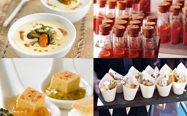 Aperitivos gourmet muy f ciles aperitivos gourmet - Aperitivos frios originales ...