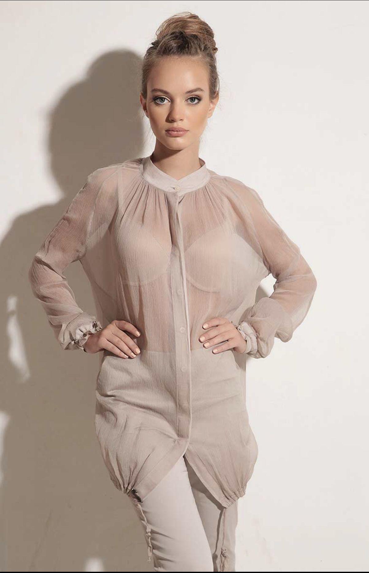 Trendy Hemd | Bluse, Modestil, Mode looks