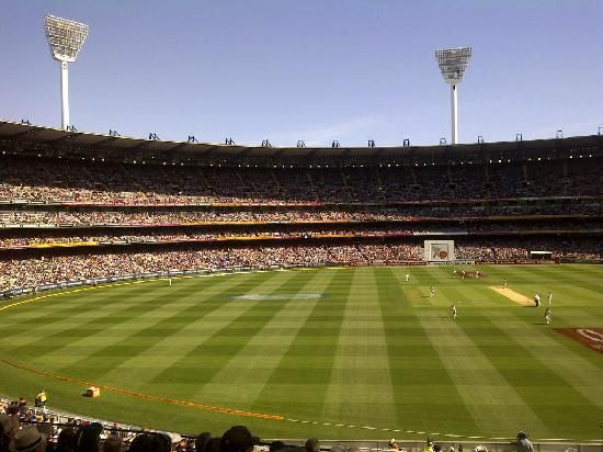 Melbourne Cricket Ground (MCG) - One of the greatest