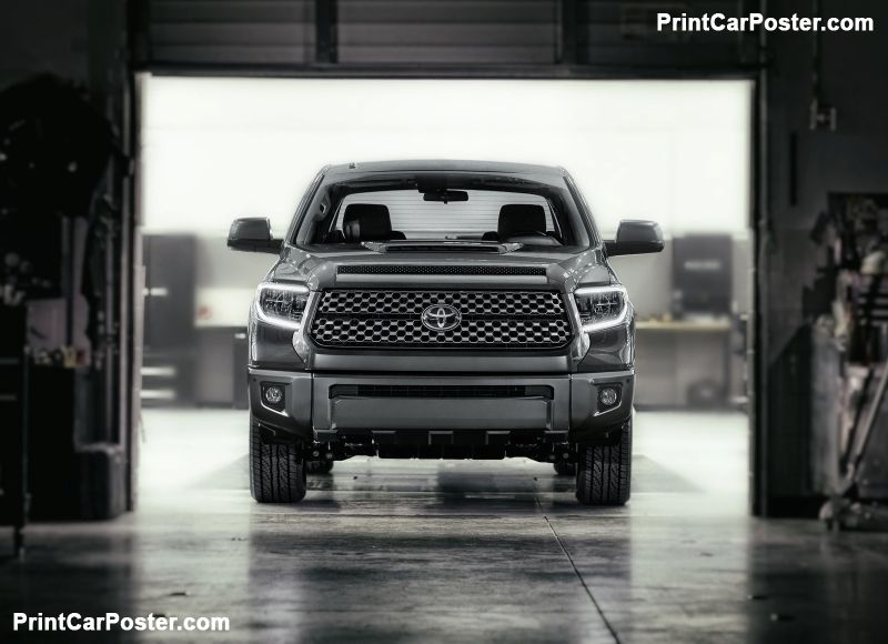 Toyota Tundra TRD Sport 2018 poster Транспорт