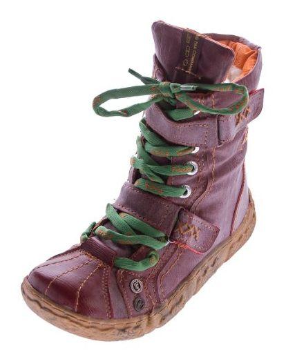 Leder Winter Stiefeletten Damen TMA Knöchel Schuhe gefüttert