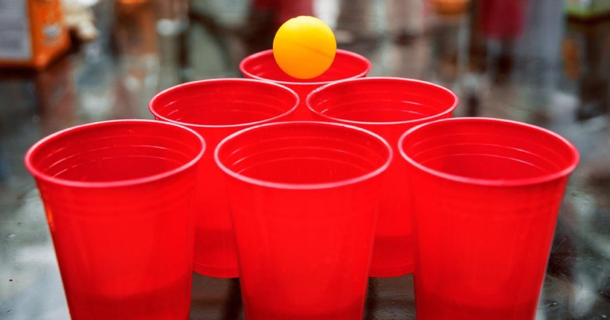 Beer pong beer pong cups beer pong fun drinking games