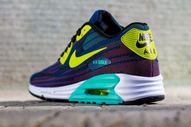 Cheap Nike Air Max Lunar 90 Jacquard Men's Running Shoes