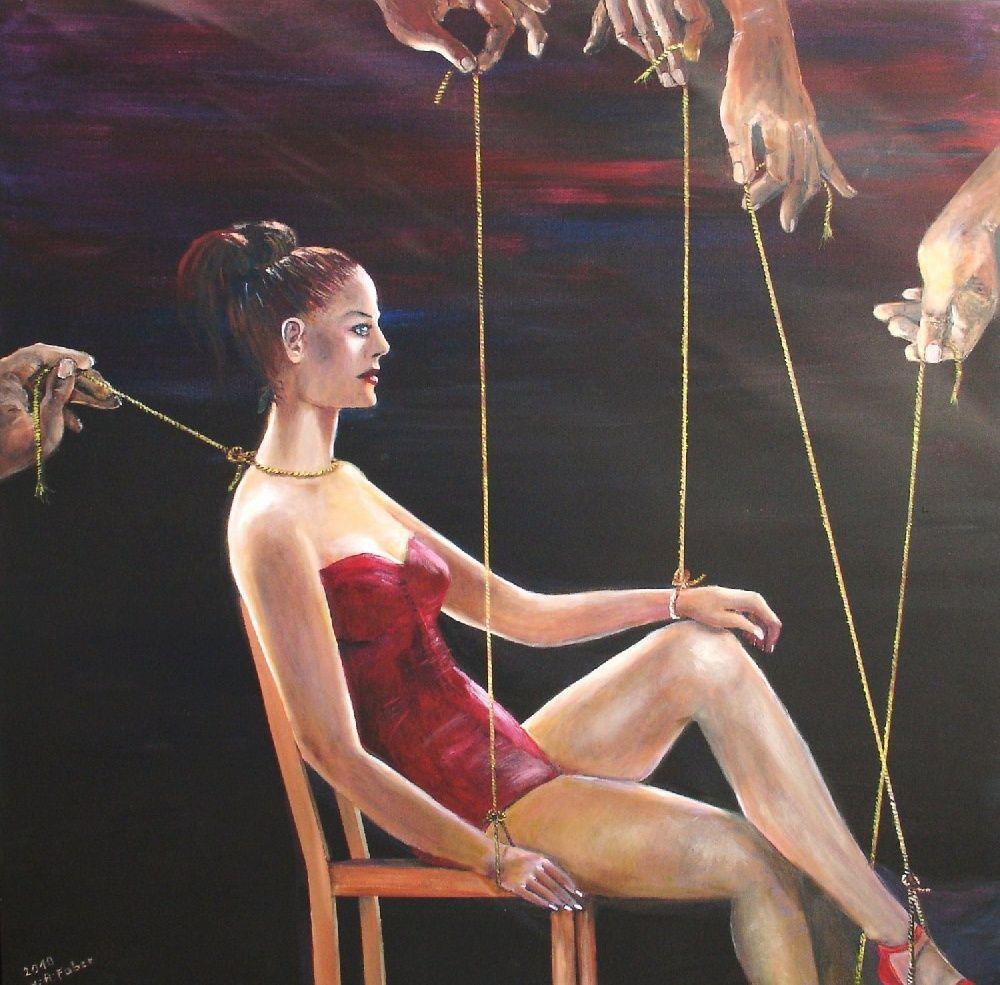 Helga Anders-Faber - die Konsumentin