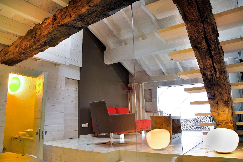 BENAKI I. Apartamento rural en Asturias. Casas en