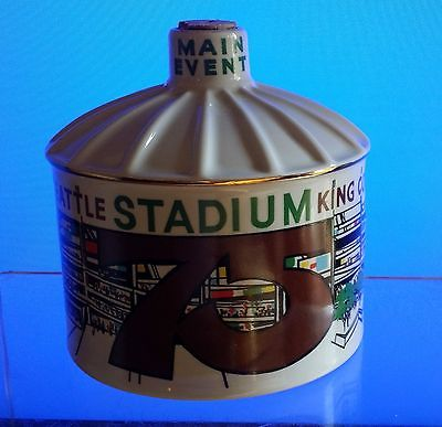 cool Vintage Seattle Kingdome 1975 Decanter Seahawks Mariners Clem Harvey Spirits - For Sale View more at http://shipperscentral.com/wp/product/vintage-seattle-kingdome-1975-decanter-seahawks-mariners-clem-harvey-spirits-for-sale/