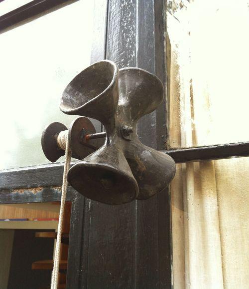 Eames House Door Bell