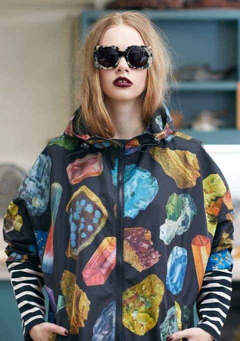 Rocky Raincoat - Gorman Autumn 2016 Didn't realize I needed a raincoat until now!