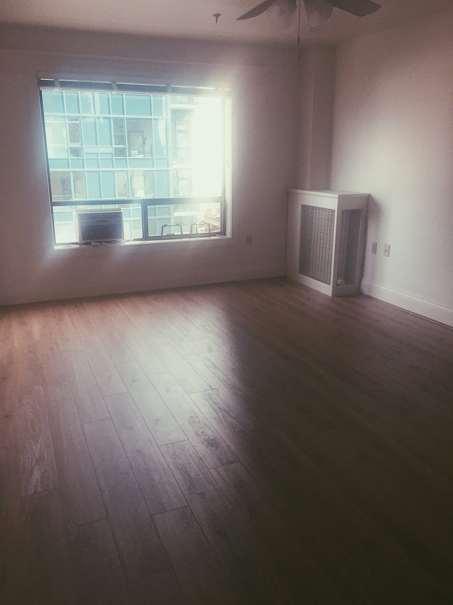 Before & After My Studio Apartment in Downtown Seattle