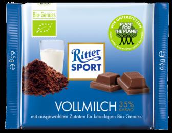 Vollmilch 35 Ritter sport schokolade, Ritter sport, Ritter
