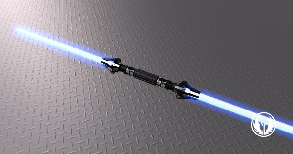 Exar Kun Inspired Star Wars Light Saber Star Wars Jedi Lightsaber