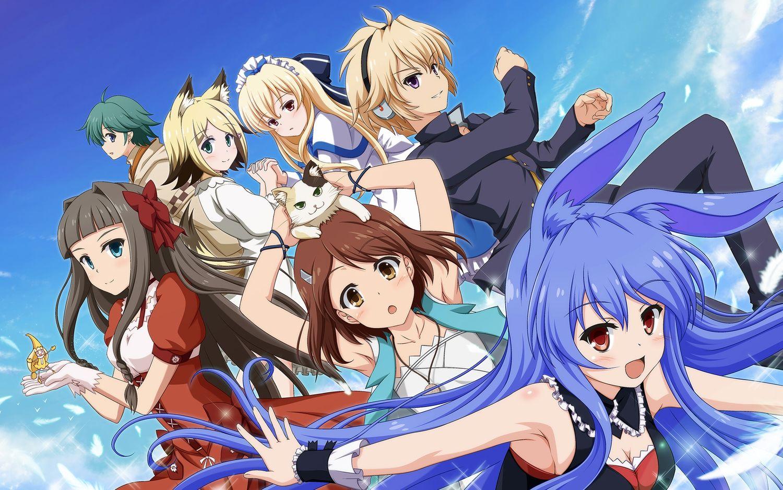 Mondaiji Tachi Ga Isekai Kara Kuru Sou Desu Yo Anime Canvas Anime Shows Anime