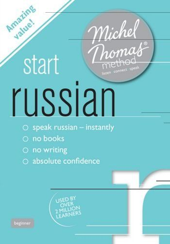 Start Russian with the Michel Thomas Method by Natasha Bershadski http://www.amazon.com/dp/1444139142/ref=cm_sw_r_pi_dp_Or4Eub078JZX5