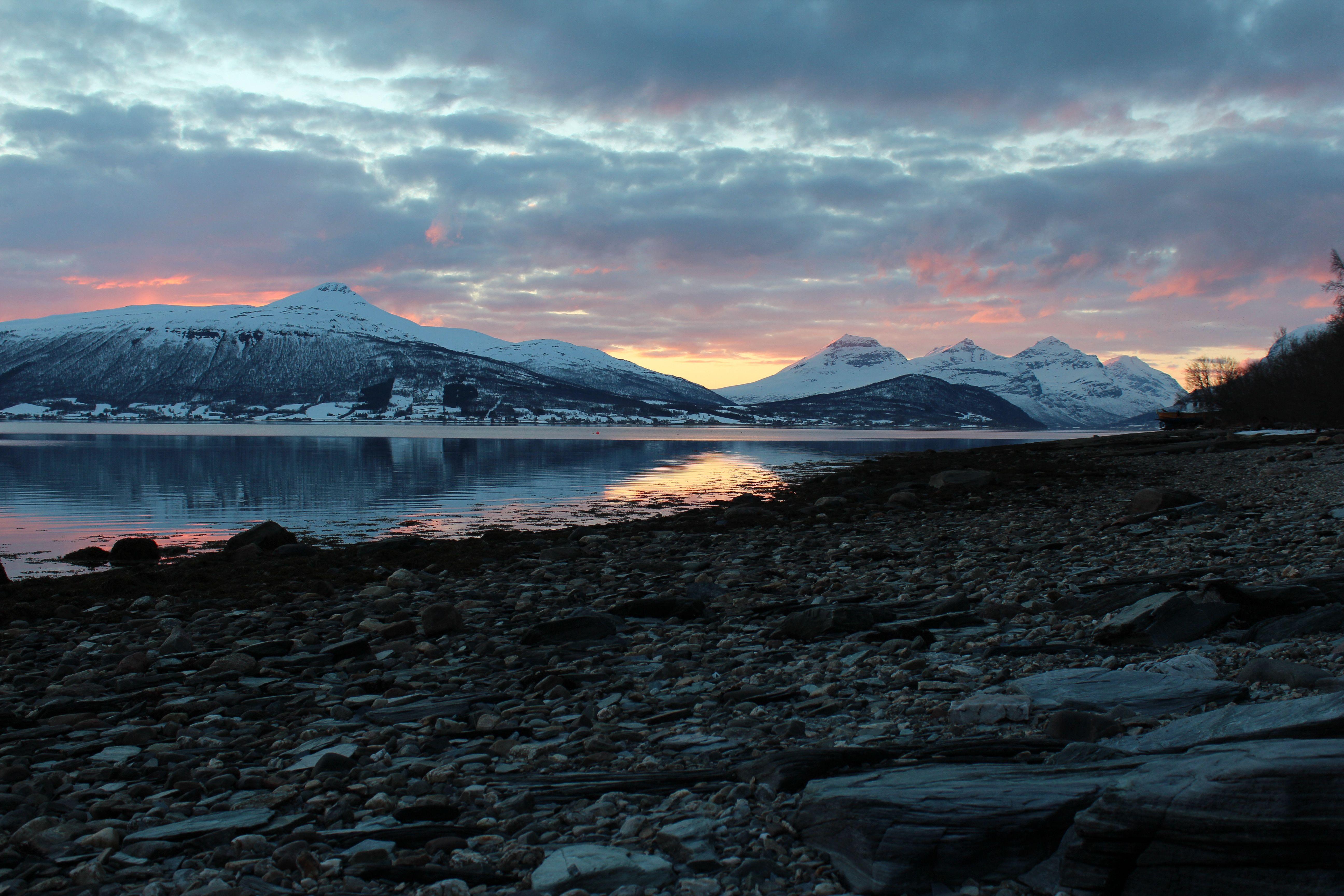 Balsfjord Norway [51843456] [OC] #reddit