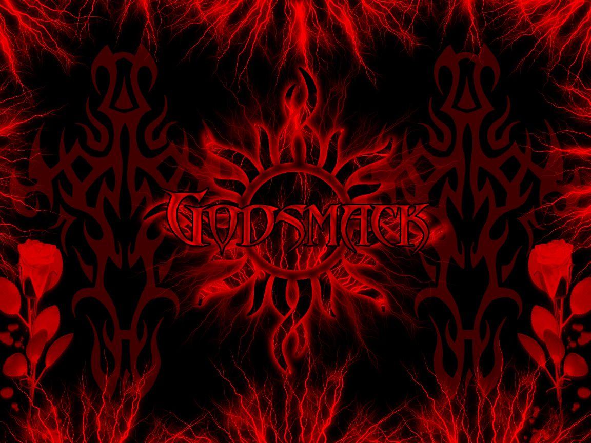 Godsmack Desktop Logo Wallpaper Hd Wallpapers Logo Wallpaper Hd Album Art Metal Albums