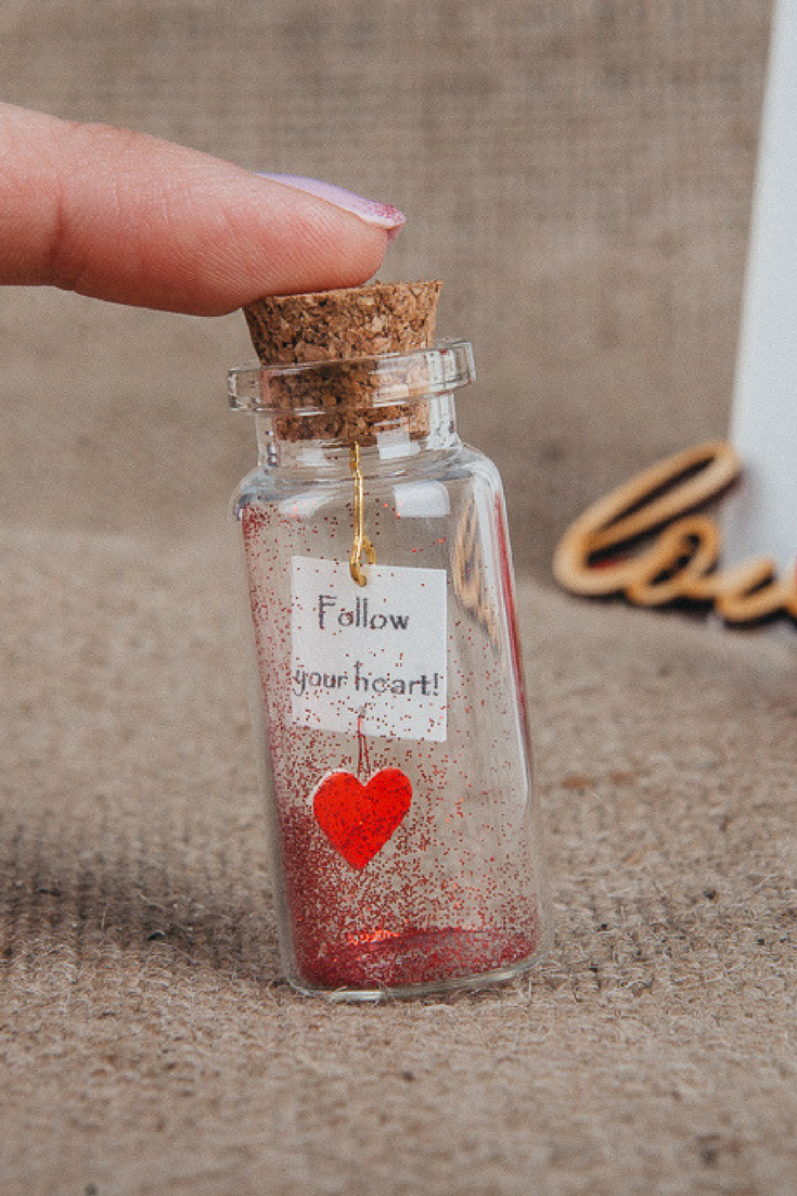 961d675a36a1 Message in a bottle Love cards Greeting cards Funny love card Unusual gift  Handmade Valentine card Gift for girlfriend For boyfriend