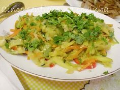 Legumes à brás