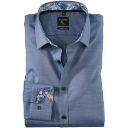Photo of Olymp No. Six shirt, super slim, Urban Kent, Navy, 36 Olymp