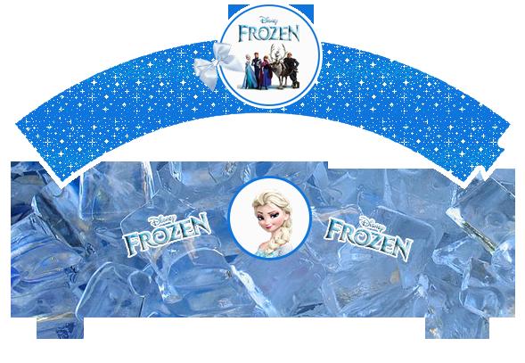 frozen imprimibles y tarjetería para imprimir gratis diy