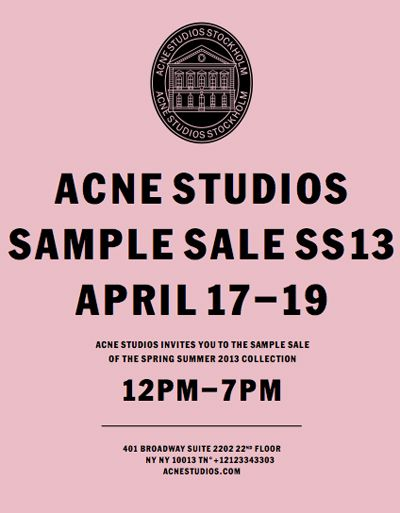 acne studios - Google Search Graphisme, Affiche De Typographie, Conception  Graphique De Typographie, 5b43d7ef0e7