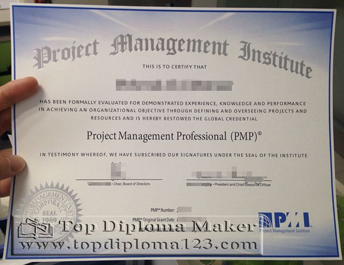 Pmp Certificate Pmi Certification Buy Certificate Buy University
