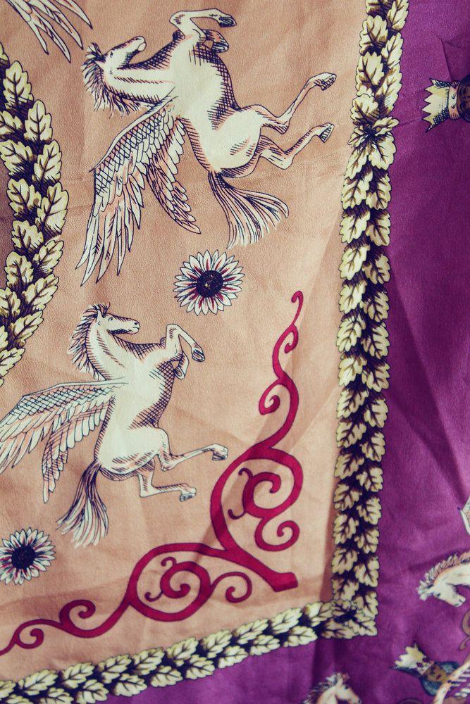Young British Designers @ Tie Rack Silk Scarf - BuyMyWardrobe ...