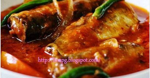 Resepi Sardin Masak Tempoyak By Lina Pg Bahan Bahan 1 Tin